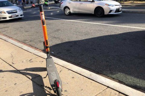 1 year after first fatal e-scooter crash, Dupont Circle site of safety push