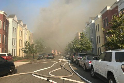 Former residents of DC senior housing destroyed by fire file lawsuit