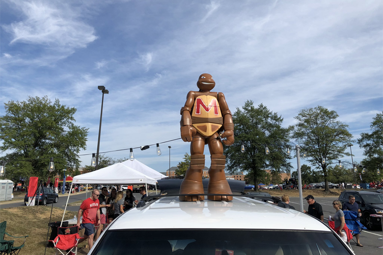 inflatable terp