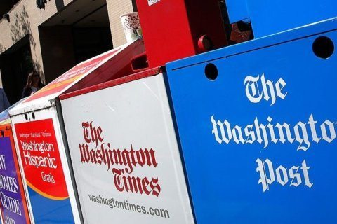 The Washington Post ends publication of Express