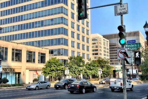 Drivers pay less to DC for red-light camera tickets after tweak, but no refunds planned