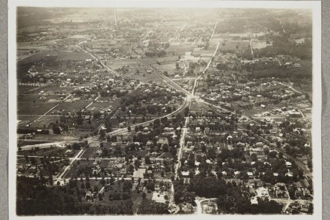 Interactive map offers glimpse at Arlington streets a century ago