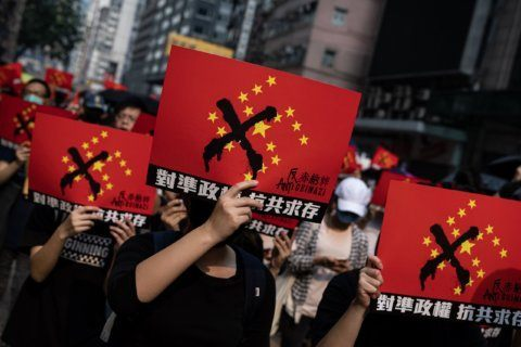 China President Xi Jinping's balancing act over Hong Kong