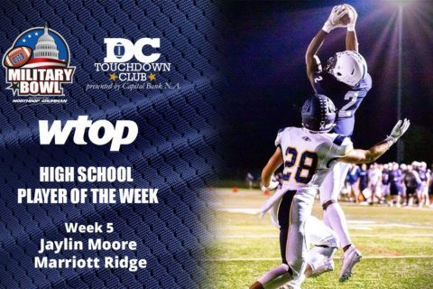 Jaylin Moore does it all for Marriotts Ridge to earn Player of the Week honors