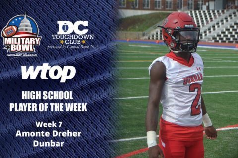 Dunbar QB Amonte Dreher throws for 4 TDs, earns Player of the Week