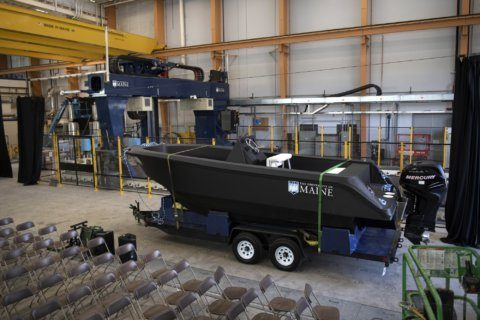 You're gonna need a bigger boat? UMaine has printer for that