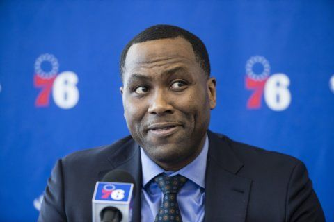 Brand Name: 76ers GM goes full circle in championship hunt