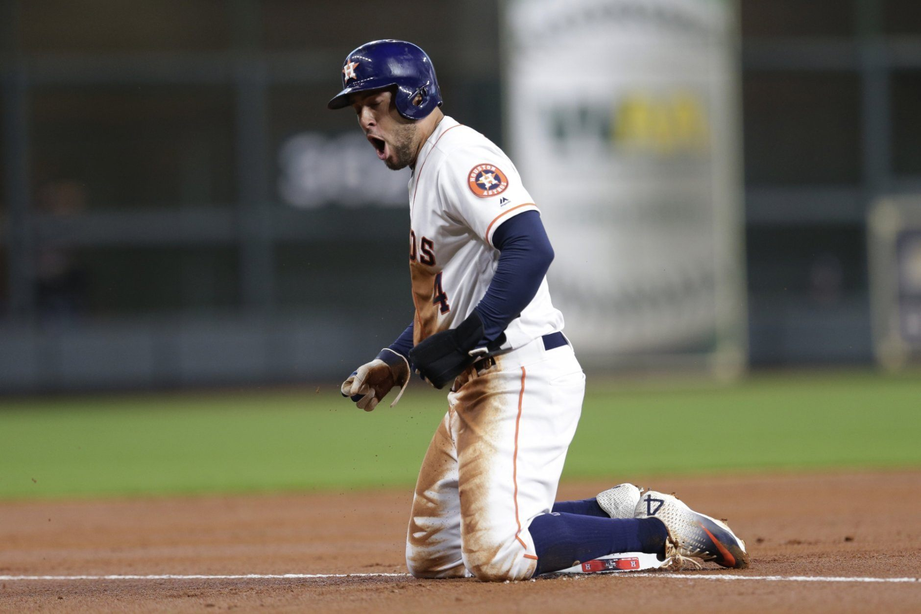 <p><strong>Dave Preston, sports anchor</strong></p> <p>World Series Prediction: Astros in six games</p> <p>World Series MVP: George Springer</p> <p>Bold Prediction: There will be two rainouts this weekend in D.C.</p>
