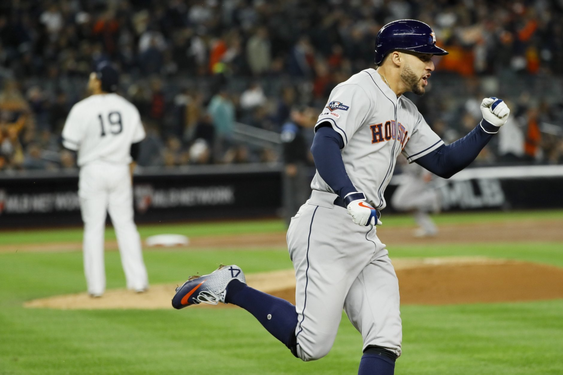 <p><strong>George Wallace, sports director</strong></p> <p>World Series Prediction: Astros in six games</p> <p>World Series MVP: George Springer</p> <p>Bold Prediction: Each team has a walk-off win in the series.</p>