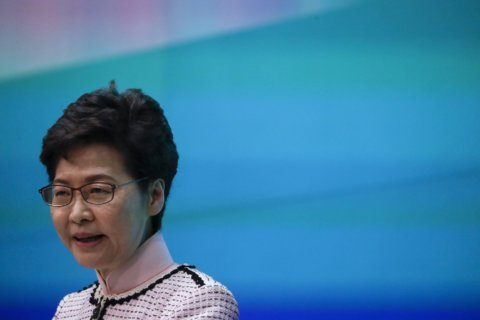 Hong Kong, China warn of harm to US interests in House vote
