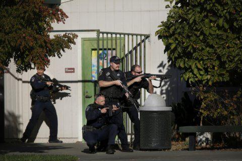 Police: Gunman, victim in shooting near school tied to gangs