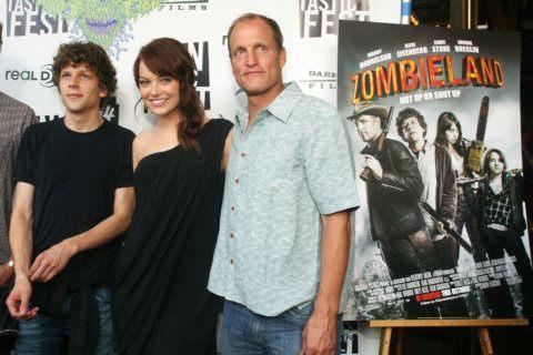 Movie Review: 'Zombieland' sequel 'Double Taps' our funny bones
