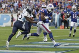"<p><b><i>Bills 14</i></b><br /> <b><i>Titans 7</i></b></p> <p>I don&#8217;t know which I&#8217;m struggling most to grasp: Buffalo being 4-1 or the fact that it&#8217;s been nearly 20 years since <a href=""https://www.youtube.com/watch?v=FuHffewDHpk"">the Music City Miracle</a> happened.</p>"