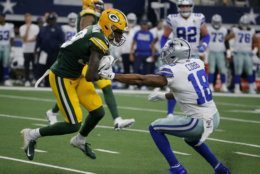 "<p><b><i>Packers 34 </i></b><br /> <b><i>Cowboys 24</i></b></p> <p>At <a href=""https://twitter.com/ESPNStatsInfo/status/1181003953829490688?s=20"" target=""_blank"" rel=""noopener"">Green Bay&#8217;s home away from home</a>, Dallas demonstrated exactly why they can&#8217;t win a Super Bowl as currently constituted: Dak Prescott is good but not great, and Jason Garrett is only a slight upgrade over the underachieving Wade Phillips.</p>"
