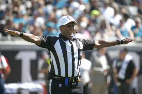 Column: Throw a flag on these NFL refs