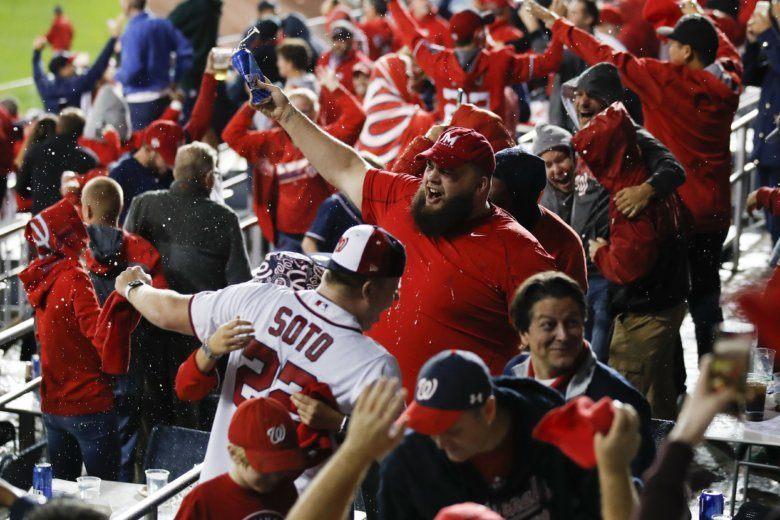 Nationals fans fume over botched World Series ticket presale