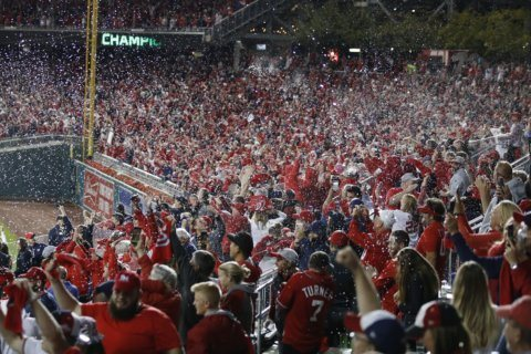 Nats Park will hold watch parties for World Series away games