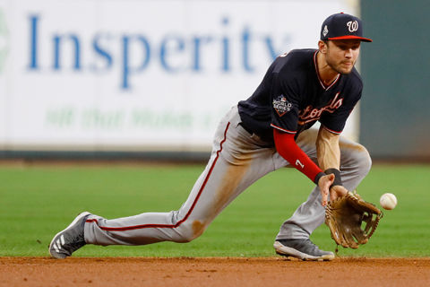 SS Trea Turner, Nationals agree to $7.45 million for 2020