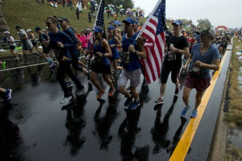 PHOTOS: Marine Corps Marathon 2019