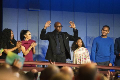 Silver Spring native Dave Chappelle receives Mark Twain Prize at Kennedy Center