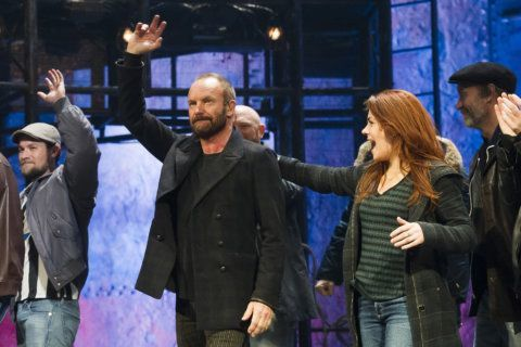 Q&A: Sting sails 'The Last Ship' musical into National Theatre