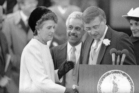 Virginia Gov. Baliles dies at 79