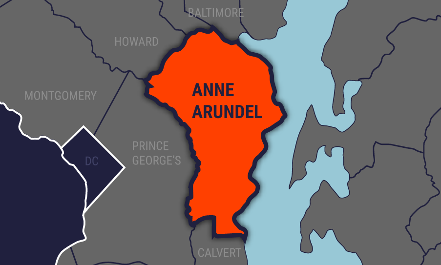 Annapolis construction crew member flown to hospital with...