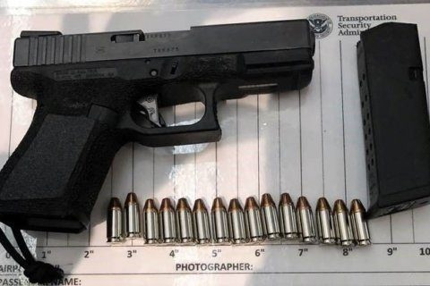 Guns in carry-on bags: BWI Marshall already ties single-year high