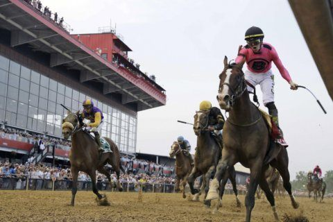 Maryland leaders formally unveil Pimlico plans