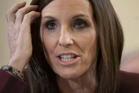 Sen Martha McSally of Arizona has a book coming out next May
