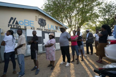 Botswana votes as ruling party faces surprising challenge