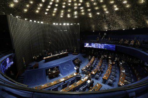 Brazil Congress passes landmark overhaul of pension system