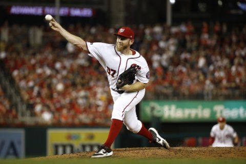 2019 Washington Nationals postseason live blog