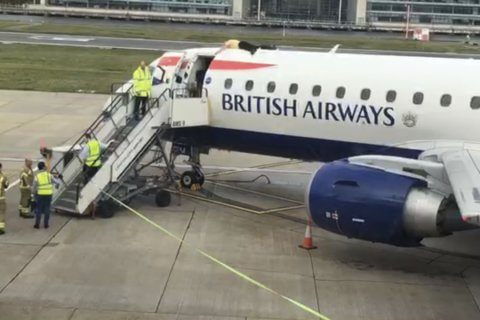 UK climate activist denies causing London airport nuisance