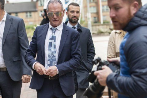 Ex-soccer star Gascoigne cleared of sexual assault on woman