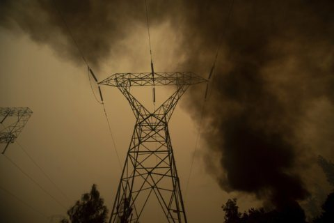California regulator sanctions utility over power outages