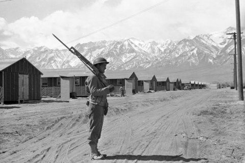 Bones may be those of Japanese American from internment camp