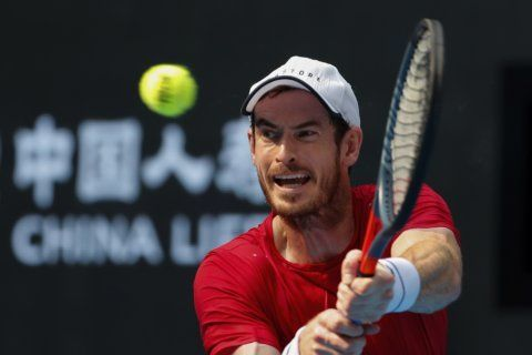 Andy Murray, Bianca Andreescu win at China Open