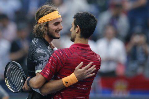 Federer, Djokovic both lose in Shanghai quarterfinals