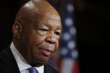 WATCH: Rep. Elijah Cummings lies in state at Capitol ceremony
