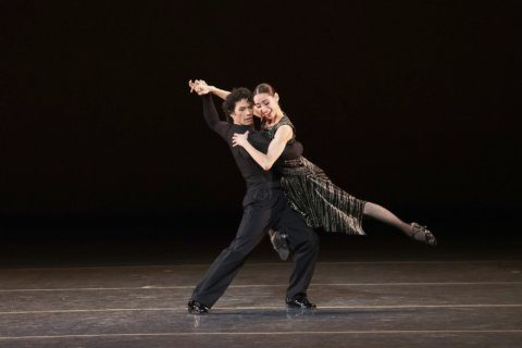 NY ballet crowd fetes Herman Cornejo on 20th ABT anniversary