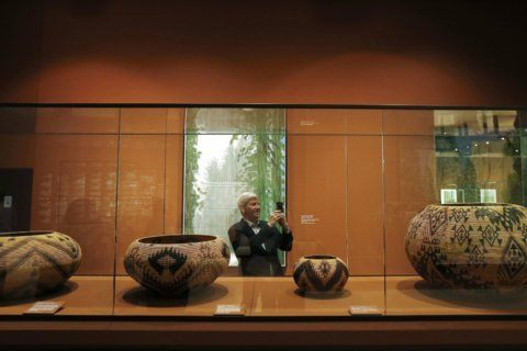 Hockney works, tribal baskets highlight love of Yosemite