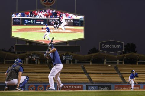 Dodgers healing up ahead of NLDS vs Nationals