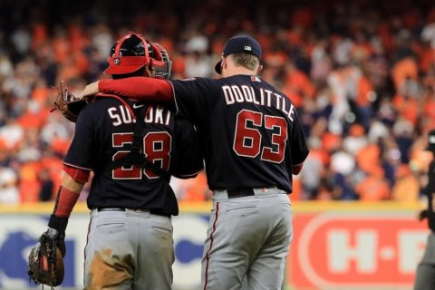 Column: Nats reclaim history after Game 1 win