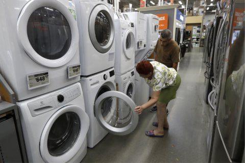 US durable goods orders fall 1.1% in September