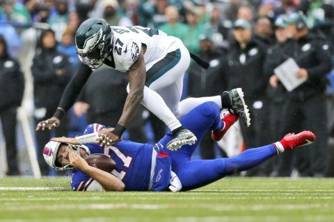 Looking to rebound after loss, Bills host reeling Redskins