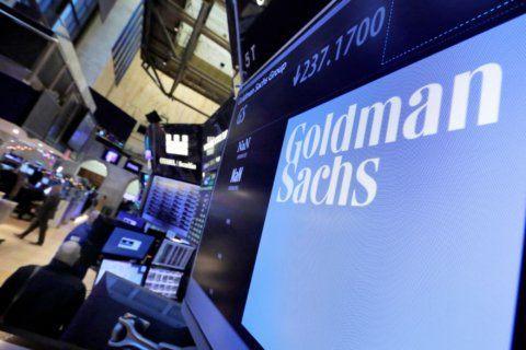 Goldman Sachs 3Q profit falls 25% to $1.88 billion