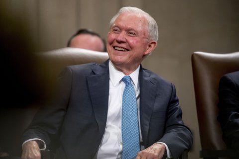 AP sources: Jeff Sessions exploring possible Ala. Senate run