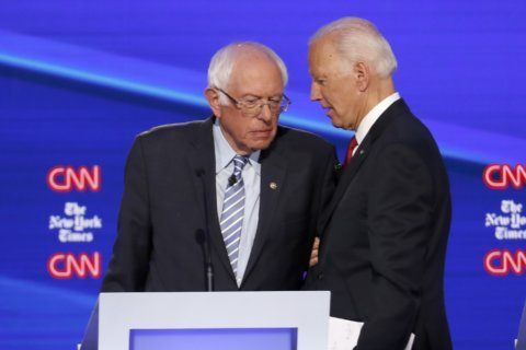 Warren and Sanders stockpile millions more than 2020 rivals