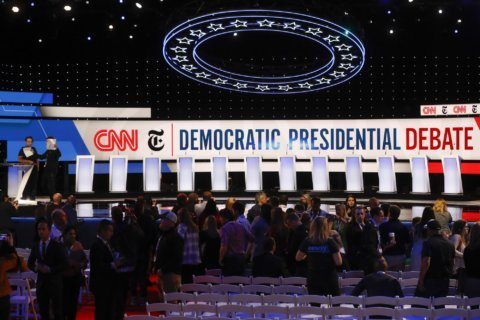 WATCH: Democratic presidential primary debate